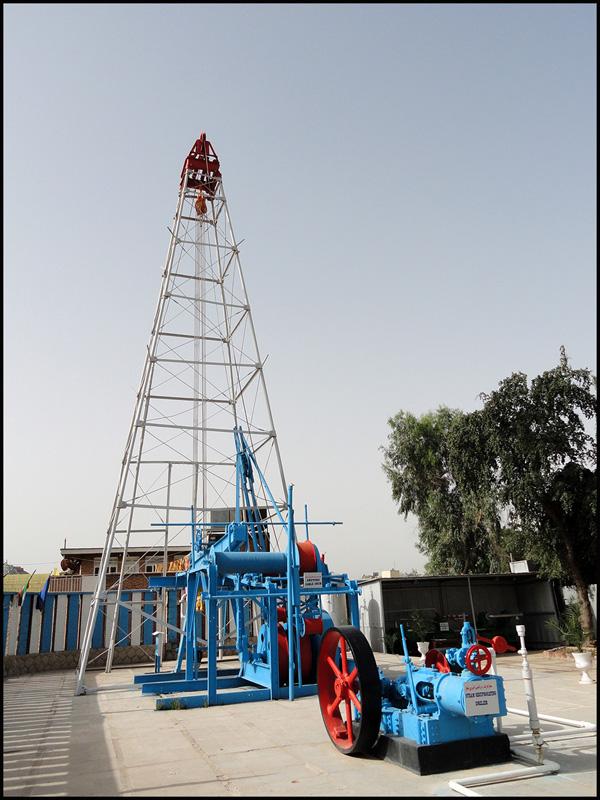 آشنایی با قدیمی ترین چاه نفت ایران
