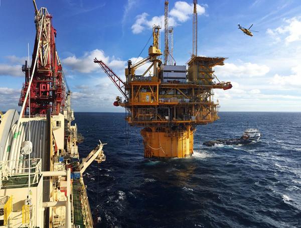 آشنایی با میادین نفتی دریای خزر